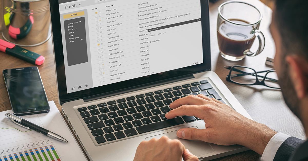 O Certificado Digital torna seu e-mail mais seguro