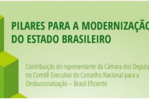 Modernização do Estado Brasileiro é tema de publicação