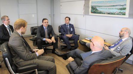 Oferta de serviços digitais é tema de encontro entre ITI e Colégio Notarial do Brasil