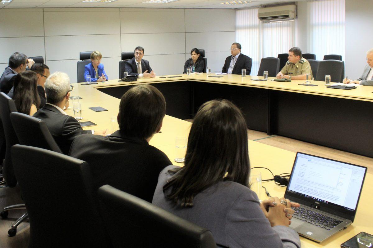 Vistorias em Instalações Técnicas da ICP-Brasil é tema de encontro entre ITI e ACs de 1º nível