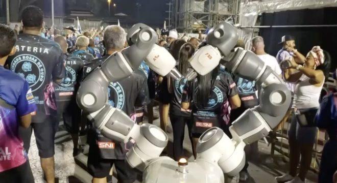 Carnaval 4.0, a tecnologia chegou ao sambódromo
