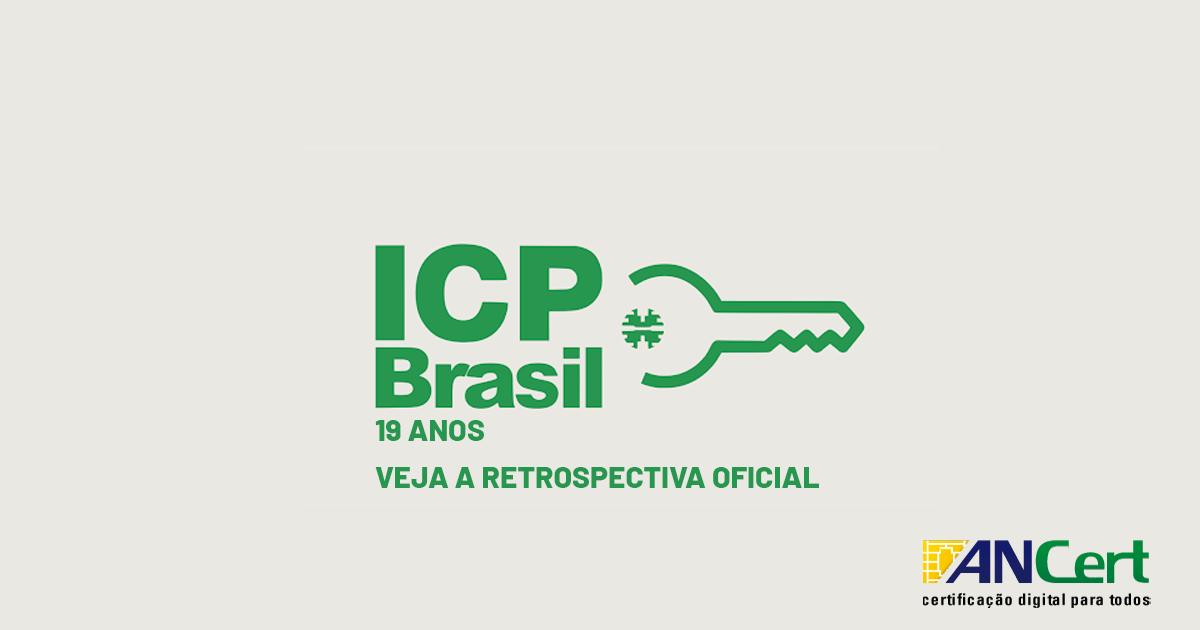 Parabéns ICP-BRASIL