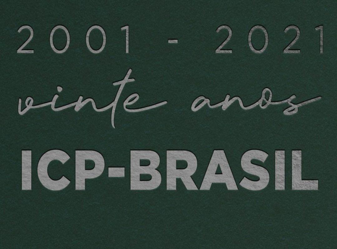 ICP-Brasil celebra 20 anos de existência