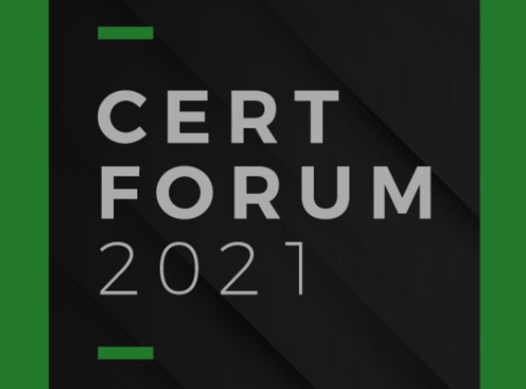 A ANCert apoia o CertForum 2021