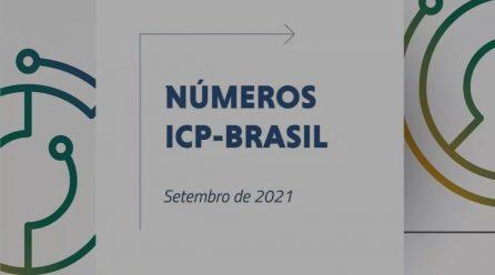 ICP-Brasil segue com emissões em alta em setembro de 2021